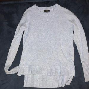 Jcrew light blue sweater